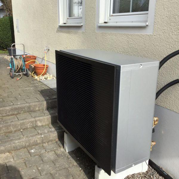 Luft-Wasser-Wärmepumpe in Buxheim 04